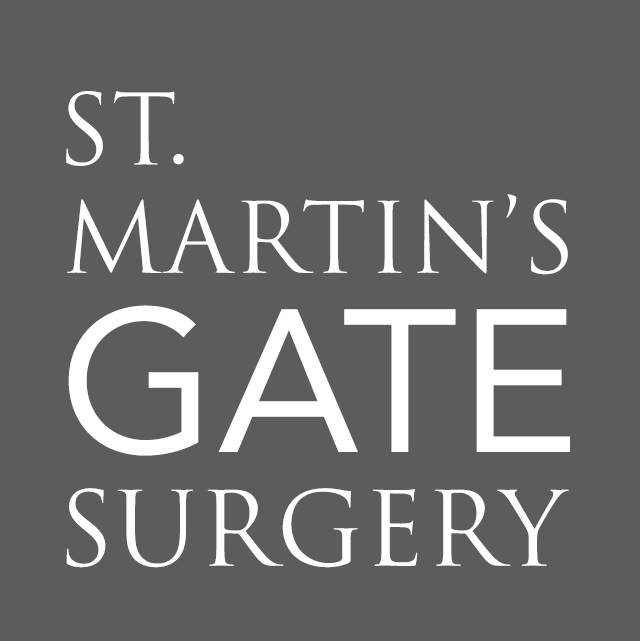 St Martin's Gate Surgery Logo
